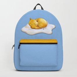 Sunny-side Up Cat Backpack