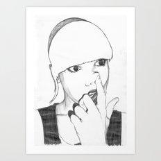 Good pick Art Print