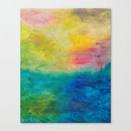Dimensions Canvas Print