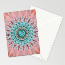 Mandala tender soul Stationery Cards