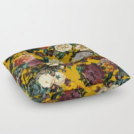 Exotic Garden V Floor Pillow