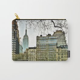The view from Bryant Park Carry-All Pouch