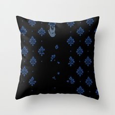 Double Dare Throw Pillow