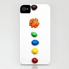 M&Ms Slim Case iPhone (4, 4s)