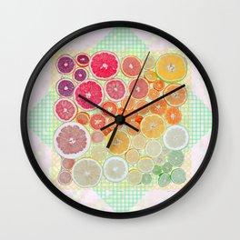 1493 Wall Clock