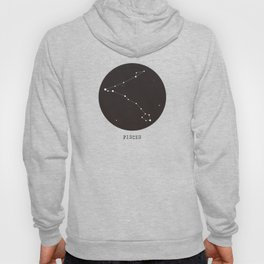 Pisces Star Constellation Hoody