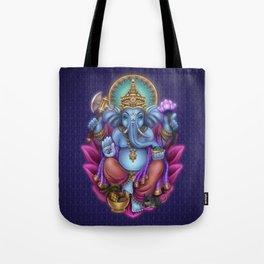 Ganesha Ganesh Hindu God Tote Bag