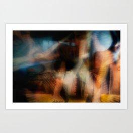 Abstract 14 Art Print