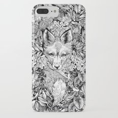 hidden fox iPhone 7 Plus Slim Case