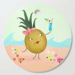Pineapple Cutting Board