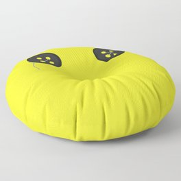Coraline Floor Pillow