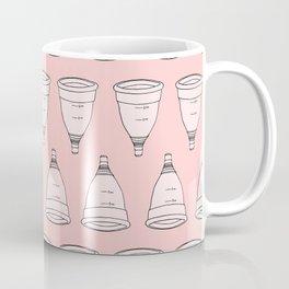 Coupes menstruelles - Menstrual cups Coffee Mug