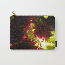 Casino Flower Carry-All Pouch