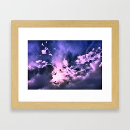 Almighty Framed Art Print