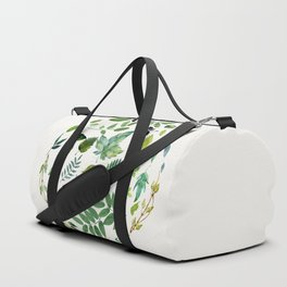 Circle of Leaves Duffle Bag