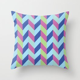 BP 61 Geo Throw Pillow