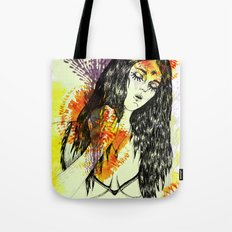 Tribal Beauty 3 Tote Bag