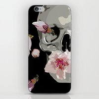 "spring iPhone & iPod Skins featuring ""Spring"" by Miguel Angélus Batista"