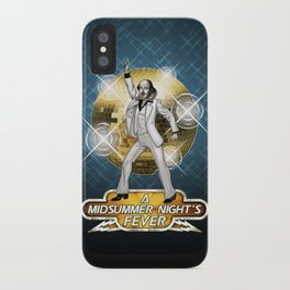A Midsummer Night's Fever iPhone Case
