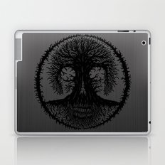 romkalah, black Laptop & iPad Skin