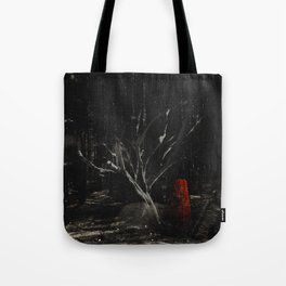 i am scarier than whatever is out here with me Tote Bag