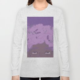 In your hair Long Sleeve T-shirt