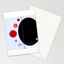 Symmetry Radiant 3 Stationery Cards