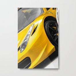 458 Speciale Aperta Metal Print