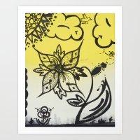 """Untitled"" Art Print"
