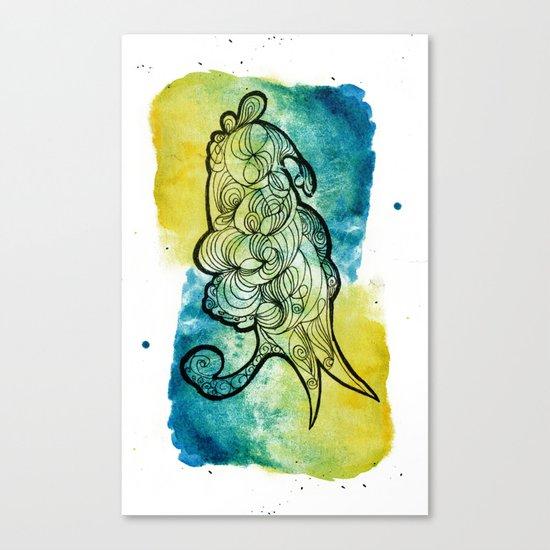 The Rapture. Canvas Print