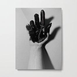 conection Metal Print