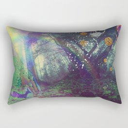 Forest of Food Fetish Rectangular Pillow