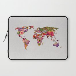 It's Your World Laptop Sleeve