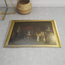Florent Joseph Marie Willems - Karel I bij Van Dijck Rug