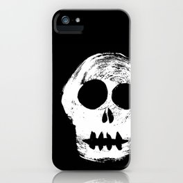 Little Skull iPhone Case