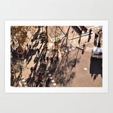 Moments in Life Art Print