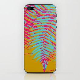 colorful tropics iPhone Skin