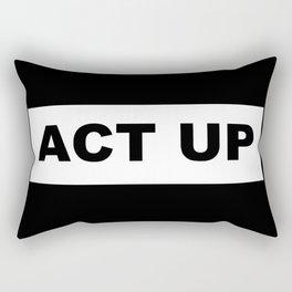 ACT UP Rectangular Pillow