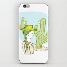 Westward Ho! iPhone & iPod Skin