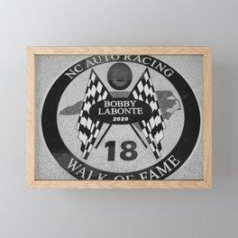 Racing Legend 31 Framed Mini Art Print