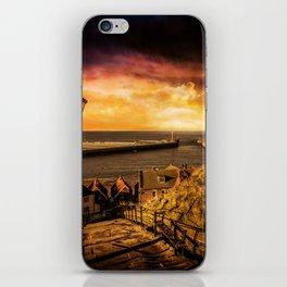 Whitby Wanderer iPhone Skin