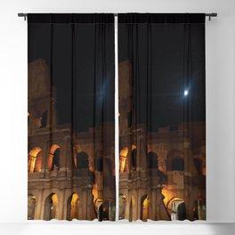 Rome Colosseum Blackout Curtain