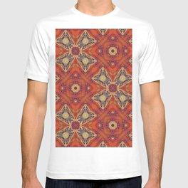 Chestnut Greek Cross T-shirt