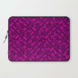 Control Your Game - Tradewinds Fuschia Laptop Sleeve