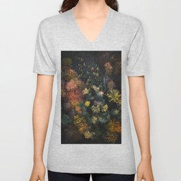Art Piece by Erwin Doorn Unisex V-Neck