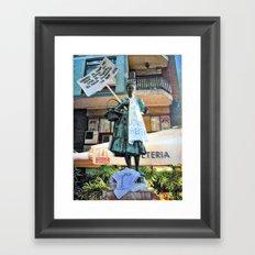 Thursday 15 November 2012: ...said Sri Chinmoy Ghose Framed Art Print
