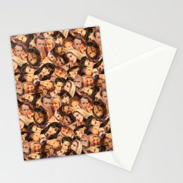 High School, 90210 Stationery Cards