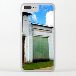 Streets Without Names Clear iPhone Case