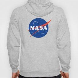 NASA logo Space Agency Astronaut Hoody