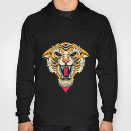 Tiger 3 Eyes Hoody
